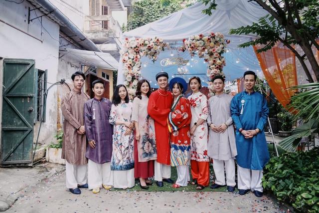 Bộ ảnh cưới cực độc đáo của cặp đôi Cao Bằng nhận bão like chỉ sau 2 giờ đăng tải, chiêm ngưỡng từng tiểu tiết nhỏ mới thấy quá chất - Ảnh 10.