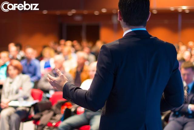 Hãy nghĩ về khán giả của mình - việc đầu tiên bạn cần làm để có một bài diễn thuyết thành công - Ảnh 2.