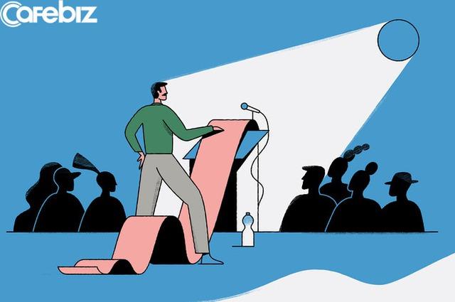 Hãy nghĩ về khán giả của mình - việc đầu tiên bạn cần làm để có một bài diễn thuyết thành công - Ảnh 1.