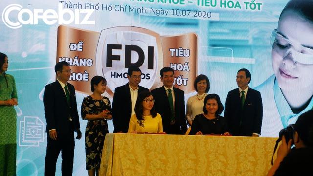 Tổng Giám đốc NutiFood: Sữa dinh dưỡng cho trẻ em sản xuất nội địa thậm chí còn tốt hơn sữa nhập khẩu, nhưng không ít bà mẹ Việt vẫn đang 'sính ngoại' - Ảnh 1.