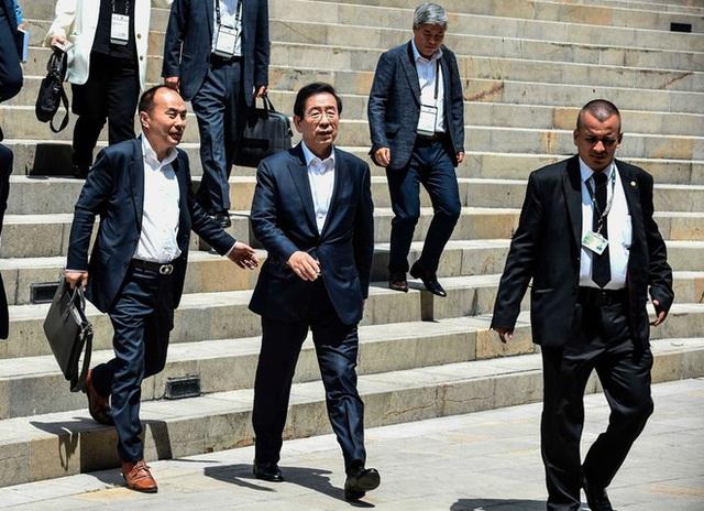 Thị trưởng Seoul: Từ ứng viên Tổng thống tiềm năng đến bê bối tình dục - Ảnh 2.