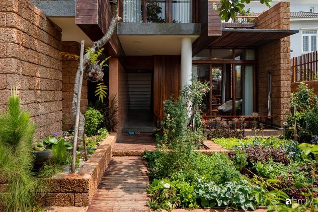 Bố mẹ trẻ xây nhà vườn 300m² giúp các con sống gần gũi với thiên nhiên ở quận Thủ Đức, TP. HCM - Ảnh 12.