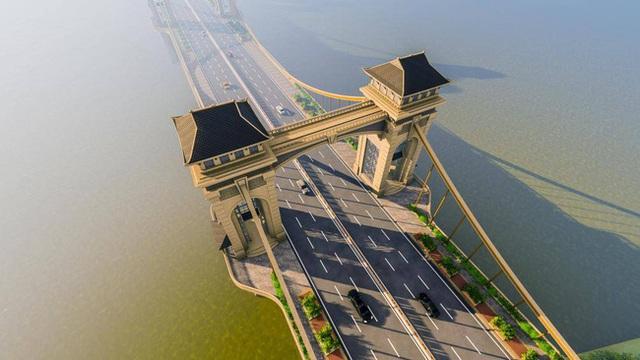Hà Nội đang nghiên cứu cầu Trần Hưng Đạo 9.000 tỷ đồng nối 2 quận Hoàn Kiếm và Long Biên  - Ảnh 3.