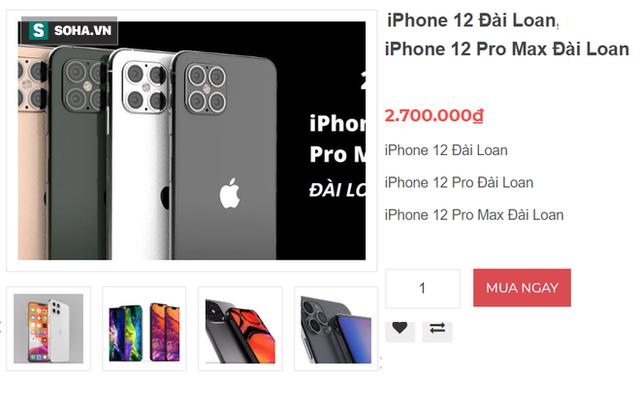 iPhone 12 chưa ra mắt đã được rao bán tại thị trường Việt Nam với giá siêu rẻ - Ảnh 3.