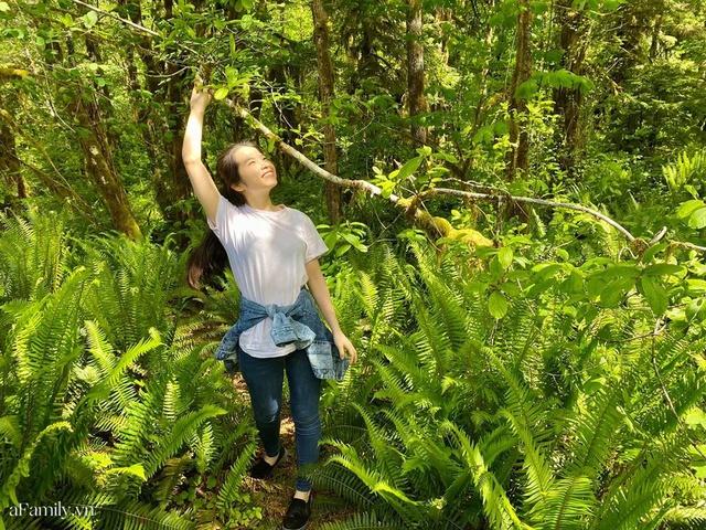 Cặp vợ Việt chồng Mỹ kể lại hành trình tự lái xe đi du lịch khám phá khắp núi rừng nước Mỹ, vào vườn trái cây đẹp như trên phim trong chuỗi ngày tránh dịch Covid-19 - Ảnh 28.