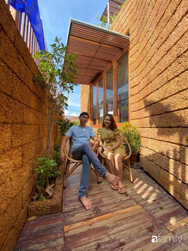 Bố mẹ trẻ xây nhà vườn 300m² giúp các con sống gần gũi với thiên nhiên ở quận Thủ Đức, TP. HCM - Ảnh 4.