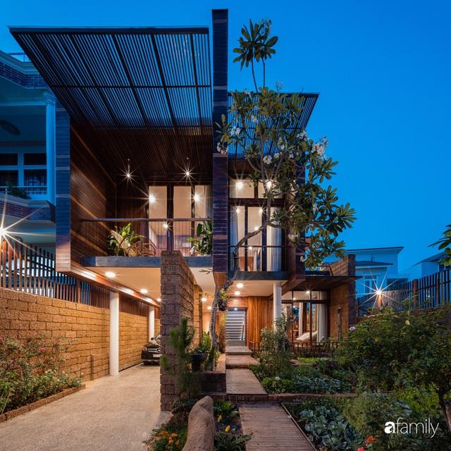 Bố mẹ trẻ xây nhà vườn 300m² giúp các con sống gần gũi với thiên nhiên ở quận Thủ Đức, TP. HCM - Ảnh 7.