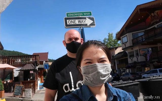 Cặp vợ Việt chồng Mỹ kể lại hành trình tự lái xe đi du lịch khám phá khắp núi rừng nước Mỹ, vào vườn trái cây đẹp như trên phim trong chuỗi ngày tránh dịch Covid-19 - Ảnh 7.