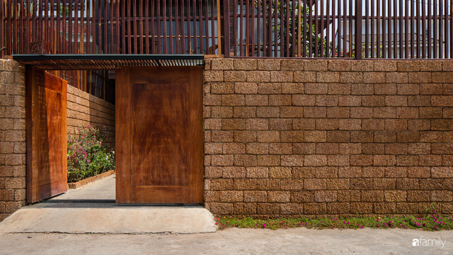Bố mẹ trẻ xây nhà vườn 300m² giúp các con sống gần gũi với thiên nhiên ở quận Thủ Đức, TP. HCM - Ảnh 10.