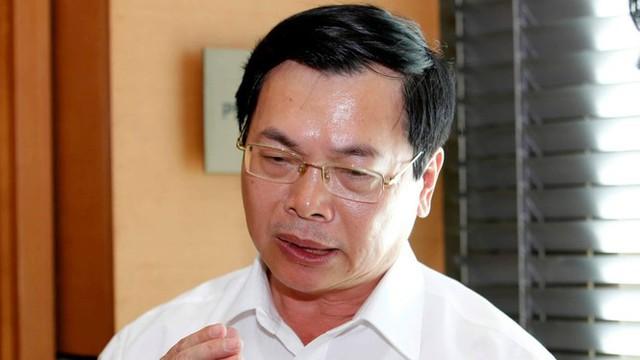 Khởi tố ông Vũ Huy Hoàng, cựu Bộ trưởng Công thương - Ảnh 1.