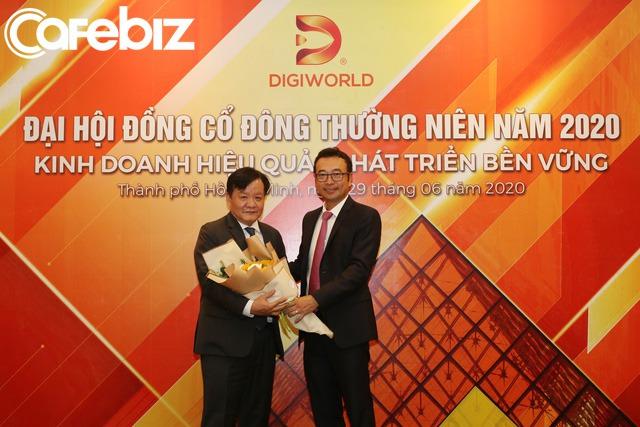 Digiword chuyển đổi mô hình quản trị nhằm thu hút đầu tư trong và ngoài nước - Ảnh 2.