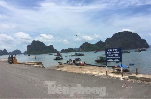 Bãi tắm nhân tạo ở Hạ Long chưa hoạt động đã có 5 người thiệt mạng - Ảnh 4.