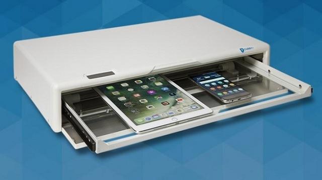 CEO công ty chuyên về khử trùng nhận định: iPhone bẩn như bệ ngồi toilet, toàn thân máy phủ đầy…chất thải - Ảnh 1.