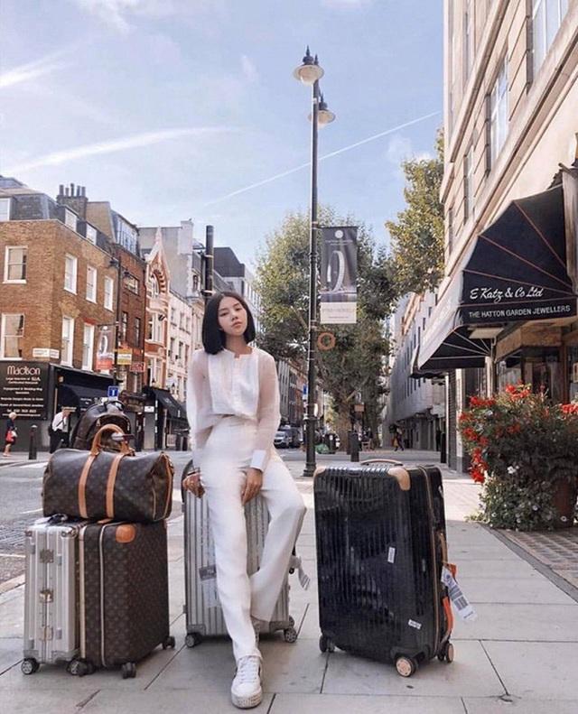 Hoa hậu rich kid Jolie Nguyễn: Vi vu nước ngoài, tậu đồ hiệu mỏi tay, tuyên bố tiêu 500 triệu/tháng không cần đại gia - Ảnh 4.