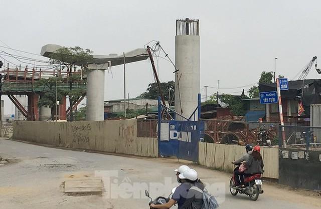 Cận cảnh đoạn metro Hà Nội vừa bị đòi bồi thường 19 triệu USD - Ảnh 5.