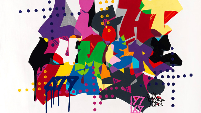 Huyền thoại graffiti gốc Việt Cyril Phan và hành trình theo đuổi sự xuất sắc - Ảnh 4.