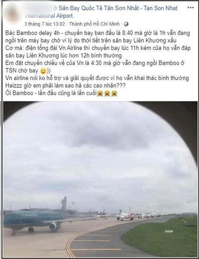 Sửa đường băng ở Nội Bài và TSN: Hành khách kêu trời khi liên tục bị delay, máy bay phải xếp hàng chờ cất cánh - Ảnh 5.