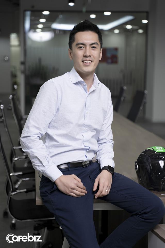 Tân TGĐ Gojek Việt Nam tiết lộ nước cờ mới khi thay đổi GoViet từ team đỏ sang team xanh - Ảnh 1.