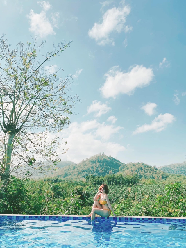 Yêu vẻ đẹp hoang sơ, tìm về Buôn Ma Thuột: Núi đá Voi mẹ sừng sững, thác Dray Nur nước đổ hùng vĩ, không khí mát mẻ - Ảnh 2.