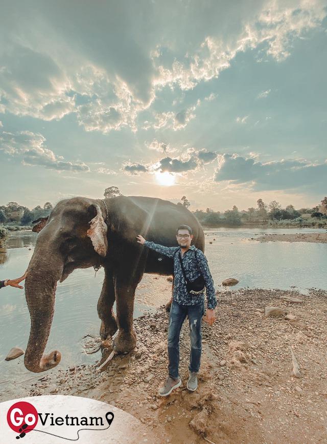 Yêu vẻ đẹp hoang sơ, tìm về Buôn Ma Thuột: Núi đá Voi mẹ sừng sững, thác Dray Nur nước đổ hùng vĩ, không khí mát mẻ - Ảnh 19.