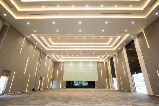 Vietcombank xây trung tâm đào tạo tại Ecopark: Xanh-sang-xịn, có hồ bơi, sân bóng như một khu nghỉ dưỡng đẳng cấp - Ảnh 11.