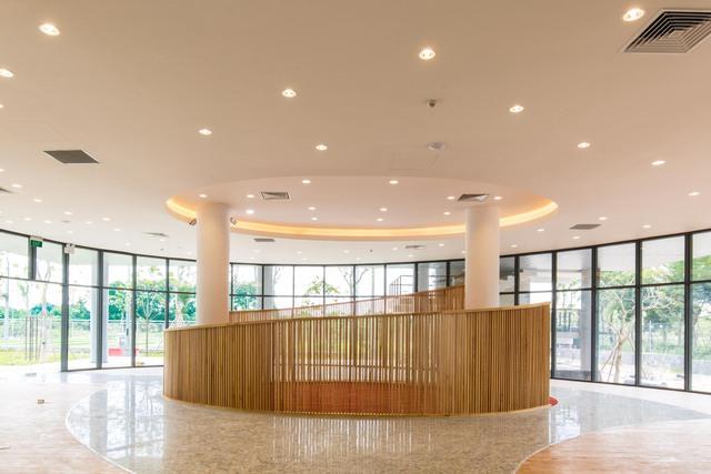 Vietcombank xây trung tâm đào tạo tại Ecopark: Xanh-sang-xịn, có hồ bơi, sân bóng như một khu nghỉ dưỡng đẳng cấp - Ảnh 13.