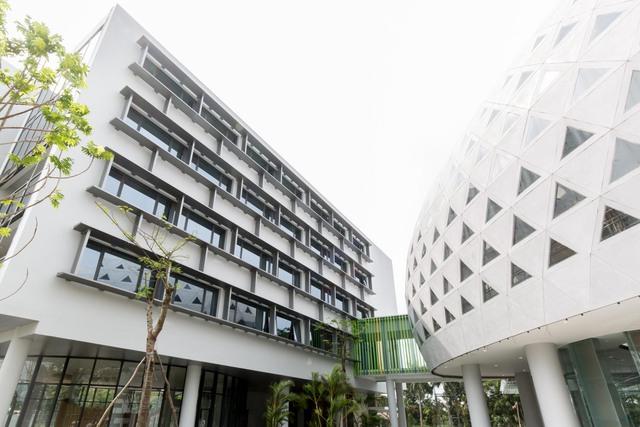 Vietcombank xây trung tâm đào tạo tại Ecopark: Xanh-sang-xịn, có hồ bơi, sân bóng như một khu nghỉ dưỡng đẳng cấp - Ảnh 6.