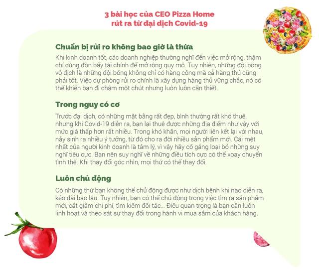 Chuyện khởi nghiệp của ông chủ chuỗi pizza Việt từng xuất hiện trên truyền thông khắp 5 châu  - Ảnh 11.