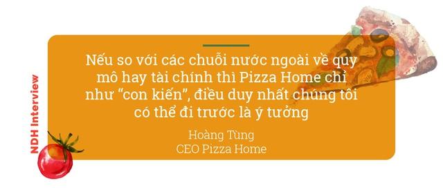 Chuyện khởi nghiệp của ông chủ chuỗi pizza Việt từng xuất hiện trên truyền thông khắp 5 châu  - Ảnh 10.