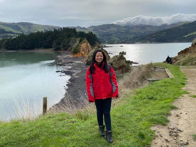 Nghỉ việc, rời mác con nhà người ta, cô gái Sài Gòn sang New Zealand làm nông nghiệp 1 năm để đi tìm chính mình: Tôi từ bỏ nhiều thứ để nhận lại được nhiều thứ! - Ảnh 4.
