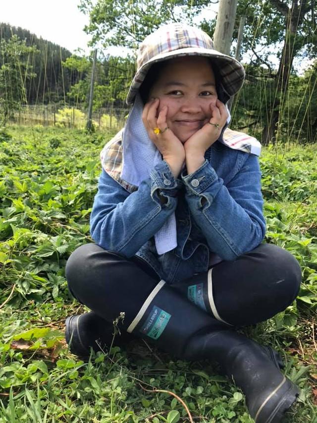Nghỉ việc, rời mác con nhà người ta, cô gái Sài Gòn sang New Zealand làm nông nghiệp 1 năm để đi tìm chính mình: Tôi từ bỏ nhiều thứ để nhận lại được nhiều thứ! - Ảnh 2.
