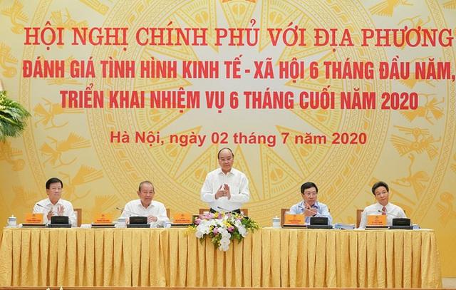 """Thủ tướng Nguyễn Xuân Phúc thúc các tỉnh, thành phải """"nóng ruột lên""""! - Ảnh 1."""