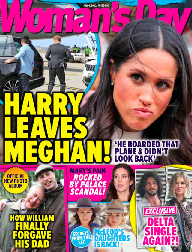 Harry dính nghi vấn đã âm thầm trở về hoàng gia khiến Meghan Markle giận dữ, cặp đôi chuẩn bị đường ai nấy đi? - Ảnh 1.