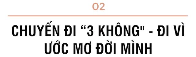 1111 ngày vòng quanh thế giới bằng xe máy, phượt thủ Trần Đặng Đăng Khoa: Càng đi càng thấy mình 'hai lúa', kiến thức hạn hẹp... - Ảnh 6.