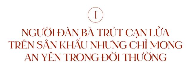 Thanh Lam ở độ tuổi 50: Ở đây có một người đàn bà đang yêu và được yêu - Ảnh 1.