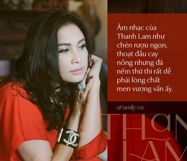 Thanh Lam ở độ tuổi 50: Ở đây có một người đàn bà đang yêu và được yêu - Ảnh 2.