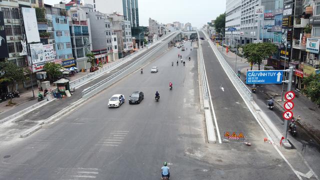 Choáng ngợp khung cảnh đường Trường Chinh từ trên cao, con đường đau khổ ngày nào giờ nhìn thôi cũng sướng! - Ảnh 2.
