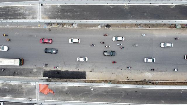 Choáng ngợp khung cảnh đường Trường Chinh từ trên cao, con đường đau khổ ngày nào giờ nhìn thôi cũng sướng! - Ảnh 7.