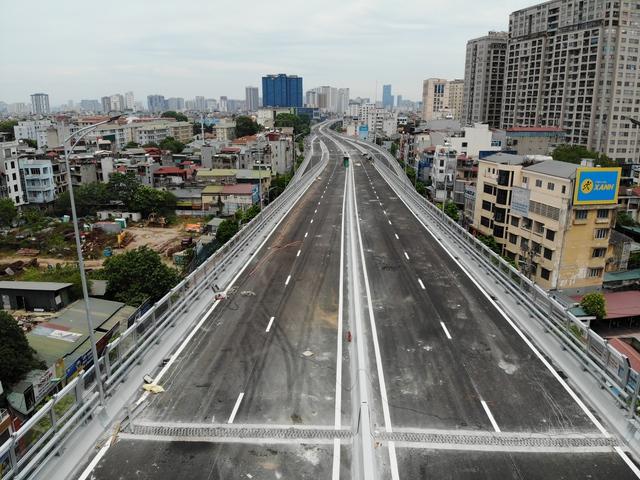 Choáng ngợp khung cảnh đường Trường Chinh từ trên cao, con đường đau khổ ngày nào giờ nhìn thôi cũng sướng! - Ảnh 9.