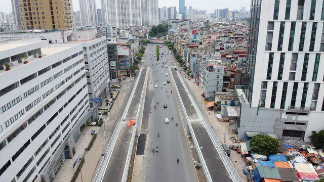 Choáng ngợp khung cảnh đường Trường Chinh từ trên cao, con đường đau khổ ngày nào giờ nhìn thôi cũng sướng! - Ảnh 10.