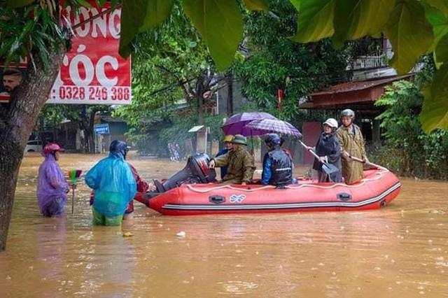 Hà Giang thiệt hại khủng khiếp sau lũ: Nhiều người chết, 2 nhà máy thủy điện bị vùi lấp - Ảnh 1.