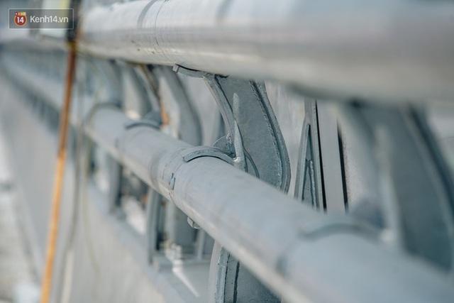 Clip, ảnh: Người Hà Nội thích thú với diện mạo mới của đường Trường Chinh đau khổ - Ảnh 12.