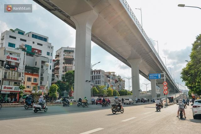 Clip, ảnh: Người Hà Nội thích thú với diện mạo mới của đường Trường Chinh đau khổ - Ảnh 15.