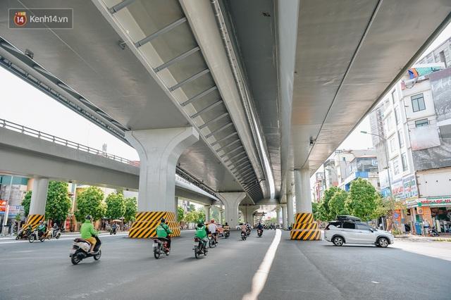 Clip, ảnh: Người Hà Nội thích thú với diện mạo mới của đường Trường Chinh đau khổ - Ảnh 17.