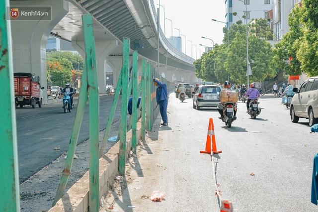 Clip, ảnh: Người Hà Nội thích thú với diện mạo mới của đường Trường Chinh đau khổ - Ảnh 18.
