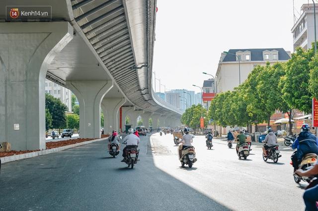 Clip, ảnh: Người Hà Nội thích thú với diện mạo mới của đường Trường Chinh đau khổ - Ảnh 19.