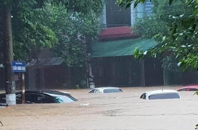 Hà Giang thiệt hại khủng khiếp sau lũ: Nhiều người chết, 2 nhà máy thủy điện bị vùi lấp - Ảnh 3.