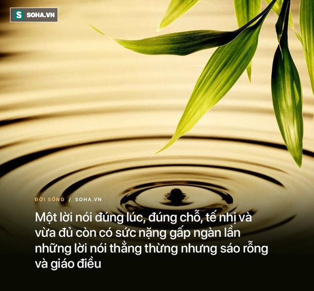 Có 4 kiểu nói, phàm là người khôn ngoan đều tránh: Hãy tham khảo để không đắc tội với người khác - Ảnh 3.
