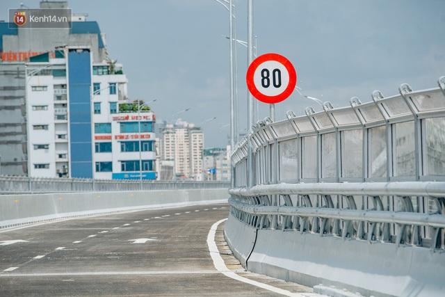 Clip, ảnh: Người Hà Nội thích thú với diện mạo mới của đường Trường Chinh đau khổ - Ảnh 7.