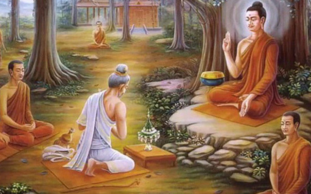 ức Phật dạy: Có 1 kiểu lời không nên nói và 1 kiểu lời nên nói ra, làm được con người sẽ tích thêm phúc đức cho bản thân
